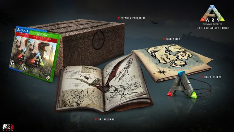 ARK: Survival Evolved Goes Gold, Announces Worldwide Release Date of Aug. 29
