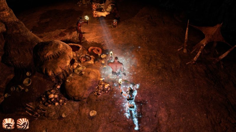 BARBARIC Co-Op Roguelike by Former Activision and Sega Execs Announced for PC