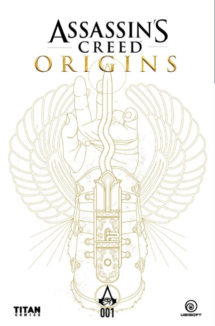 Ubisoft Announces Publishing Range Expanding the Universe of Assassin's Creed Origins