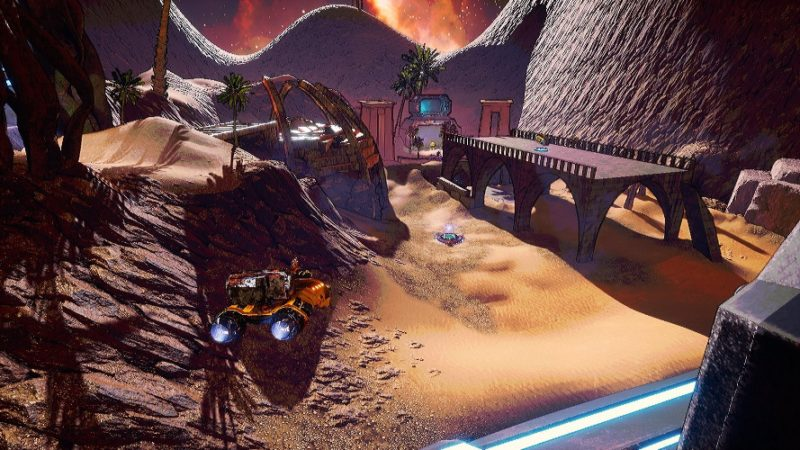 Crash Force RPG Arena Shooter Now Available on Steam