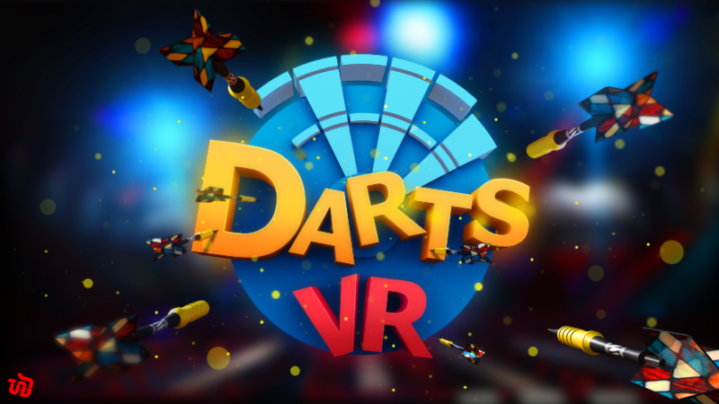 Darts VR Delivers the Ultimate Virtual Reality Darts Party Experience on HTC Vive and Oculus Touch