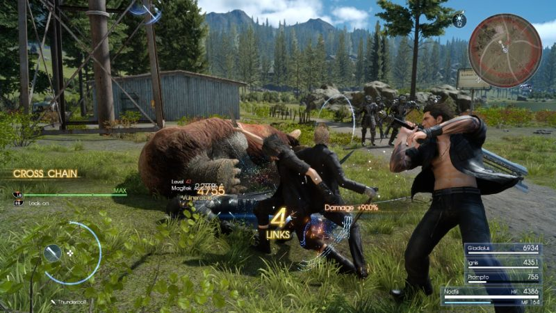 Final Fantasy XV Players Can Now Have Powerful Magitek Exosuit