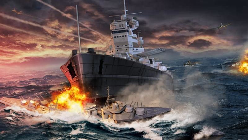 FLEET GLORY PvP Naval Combat Game Launches on Mobile Devices