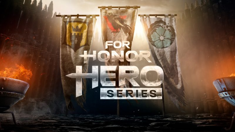 FOR HONOR HERO SERIES Announced by Ubisoft and ESL