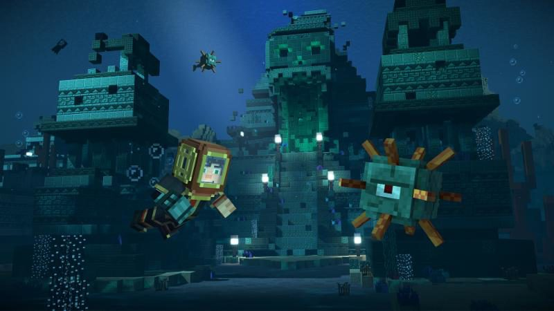 Minecraft: Story Mode - Season Two Ep. 1 by Telltale Games Now Available