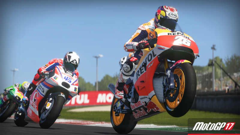 MotoGP17: The Videogame Celebrating The Exciting MotoGP Championship Launches Today