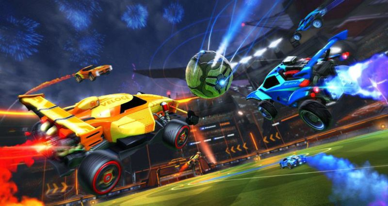 Rocket League's 2nd Anniversary - Infographic & Double Drop-Rates Weekend