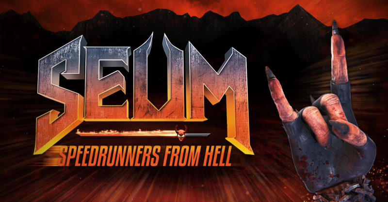 SEUM: Speedrunners from Hell Coming Soon to PlayStation 4