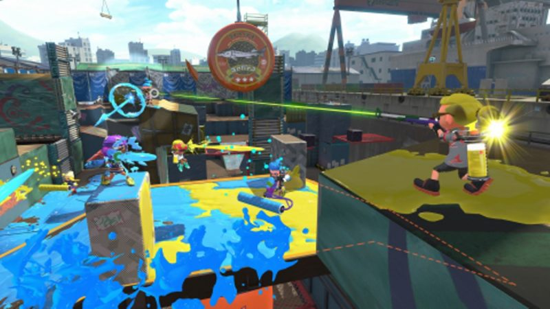 Splatoon 2 Details Revealed in Today's Nintendo Direct