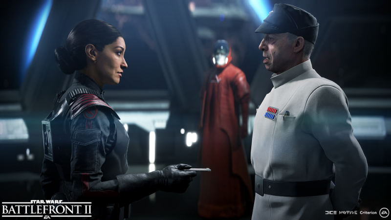 Star Wars Battlefront II Releases Behind The Story Trailer