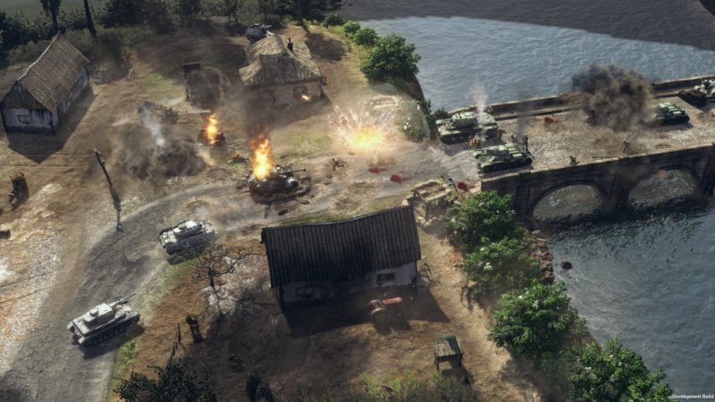 Sudden Strike 4 Review for PlayStation 4