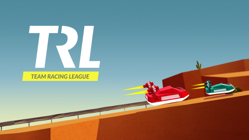 TEAM RACING LEAGUE by Gamious Now on Steam Early Access, Announces Aug. 11 Release Date