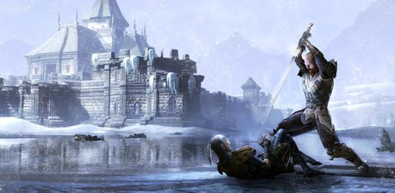 The Elder Scrolls Online Celebrates PvP with Midyear Mayhem Special Event
