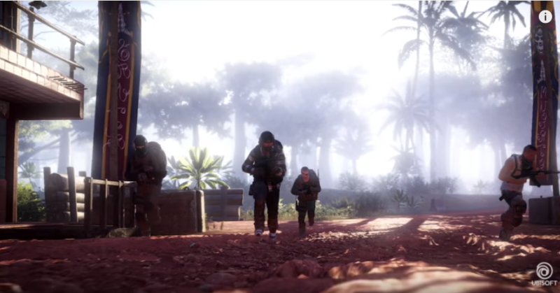 Tom Clancy's Ghost Recon Wildlands Ghost War PvP Classes New Trailer Revealed