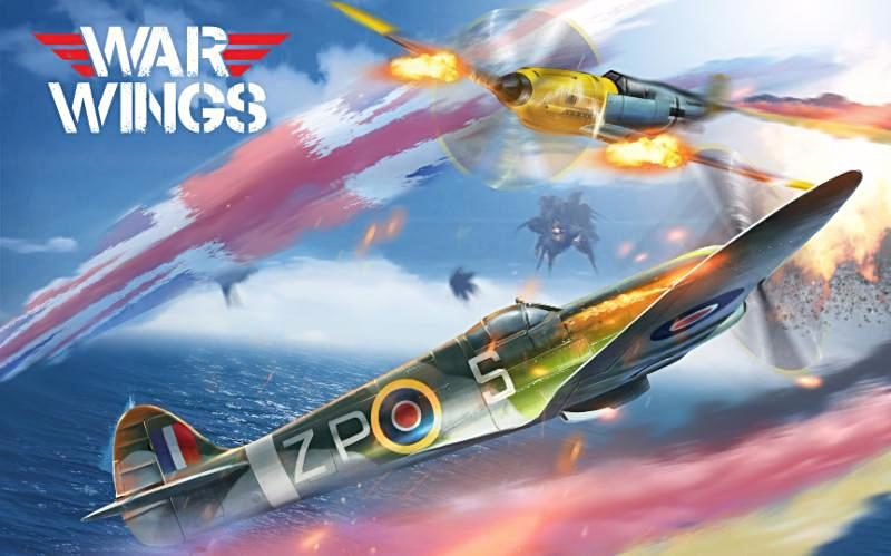 WAR WINGS Mobile Game Coming to UK this July
