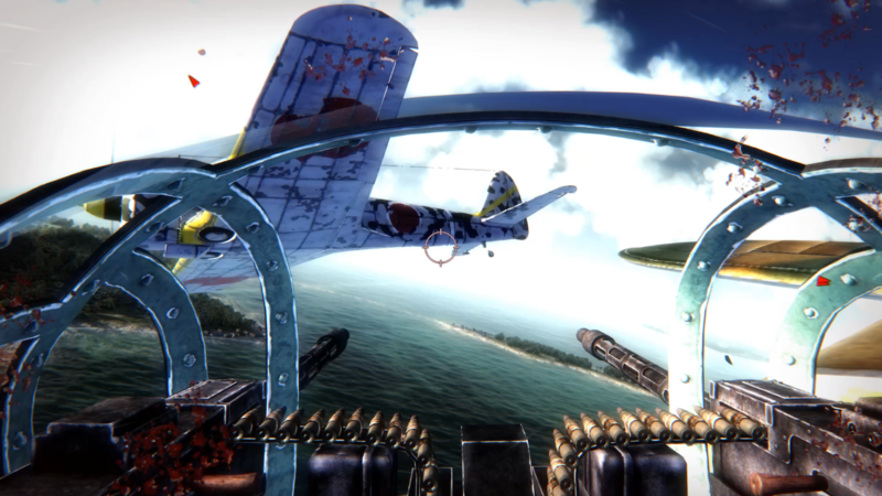"""Flying Tigers: Shadows Over China """"Termination"""" 4th of July Gameplay Trailer Released"""