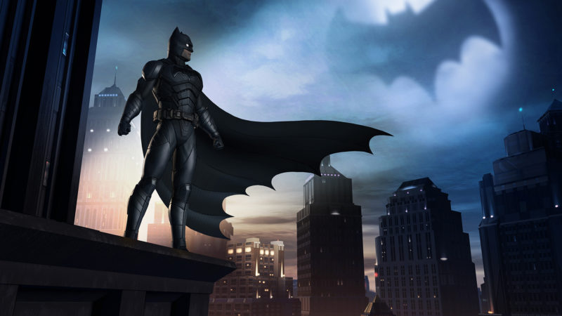 gamescom: Telltale's Batman: The Enemy Within Ep. 2 THE PACT Coming Sep. 26