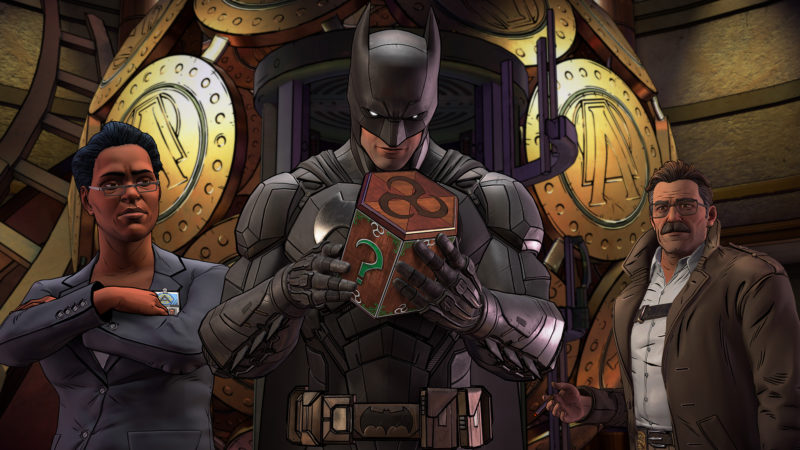 Telltale's Batman: The Enemy Within Releases Launch Trailer Ahead of Season Premiere on Aug. 8