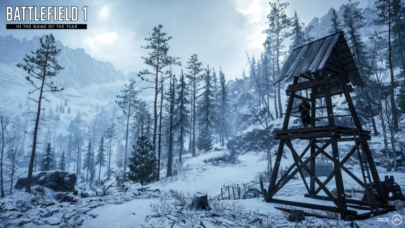 Battlefield 1 In the Name of the Tsar Expansion Coming Sept. 5