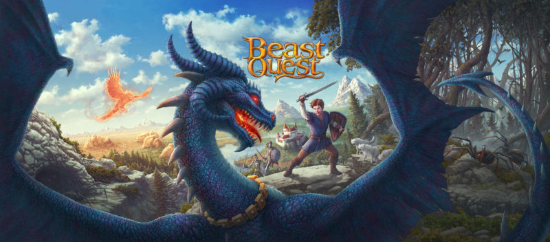 Beast Quest Coming to Consoles and PC Oct. 31