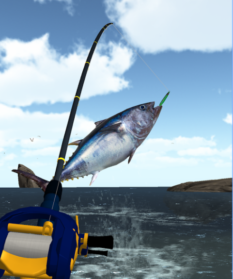 Big Sport Fishing 2017 Launched by Tapinator