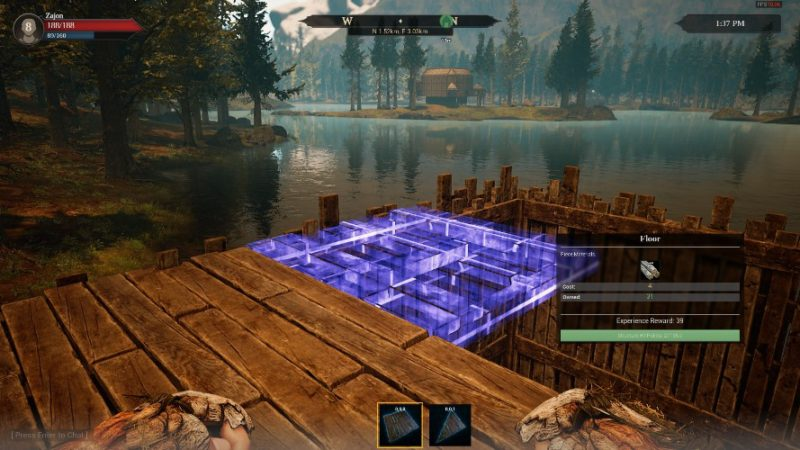 Citadel: Forged with Fired Preview on Steam Early Access