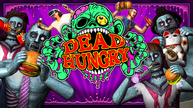 DEAD HUNGRY Now Available on PlayStation VR