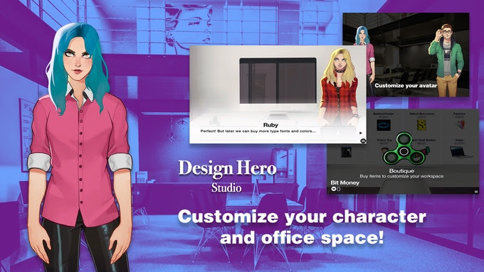 DESIGN HERO by Akinaba Already 80% Funded on Kickstarter in First Few Days