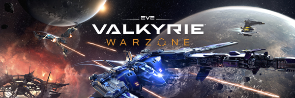 EVE: Valkyrie – Warzone Launched by CCP Games