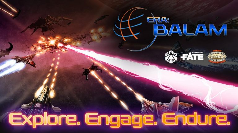 Era: Balam by Shades of Vengeance Needs Your Support on Kickstarter