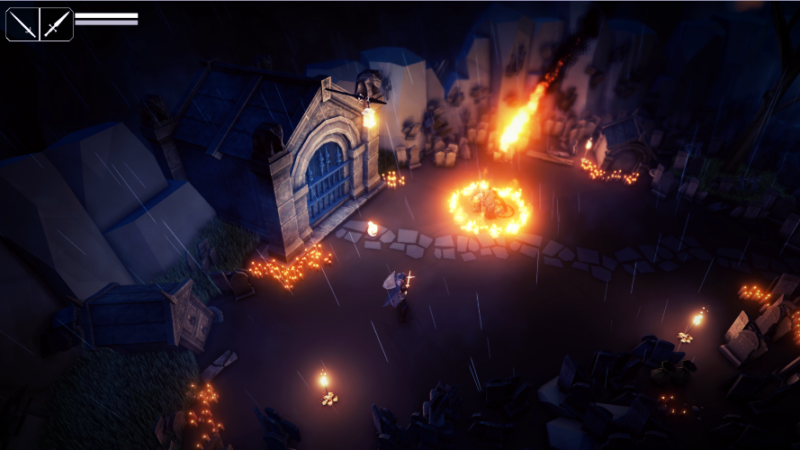 FALL OF LIGHT Story-Driven Dungeon Crawler Now Available on Steam