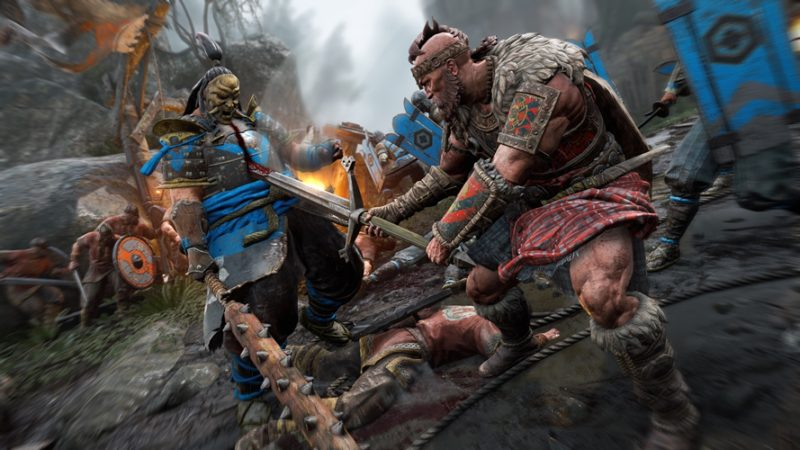 FOR HONOR Season Three Lets You Fight for GRUDGE & GLORY Available Tomorrow