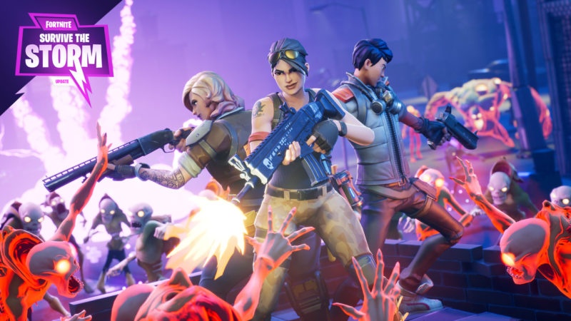 FORTNITE Survive the Storm Update Coming Aug. 29