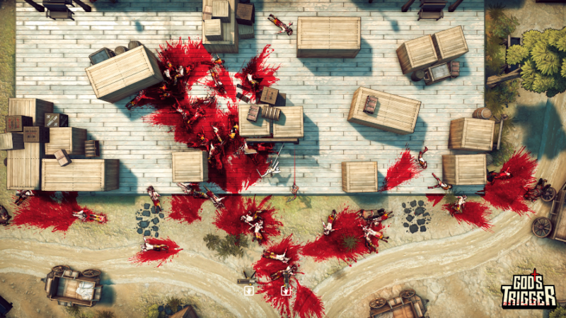 Techland Publishing + One More Level Bring New Co-op Action Game GOD's TRIGGER to PAX West