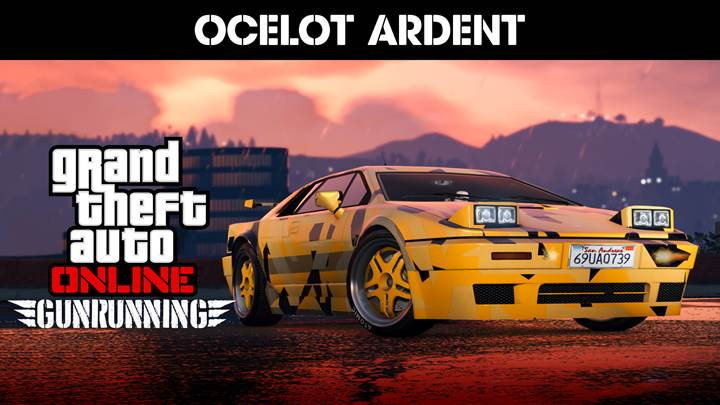 GTA Online New Additions for this Week (Aug. 22)