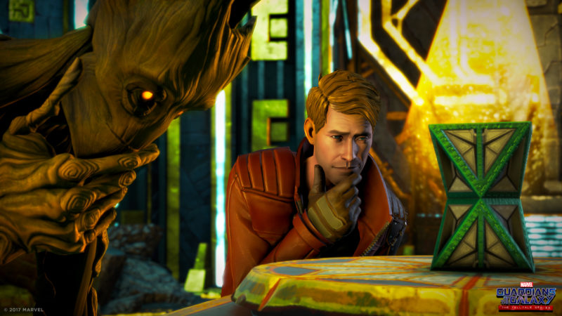 Marvel's Guardians of the Galaxy: The Telltale Series Episode 3 Available August 22, New Trailer
