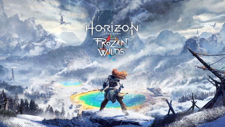 Horizon Zero Dawn: The Frozen Wilds Launching Nov. 7