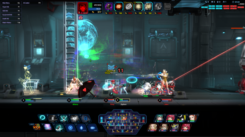 Hyper Universe Heading to Steam Early Access Aug. 24