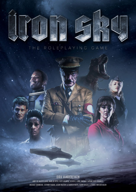 Iron Sky: The Roleplaying Game Has a Week Left on Kickstarter, New Details