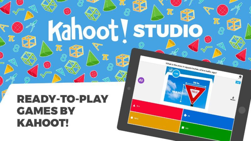 Kahoot! Studio to Offer Ready-to-Play Original Learning Games for Education and Entertainment