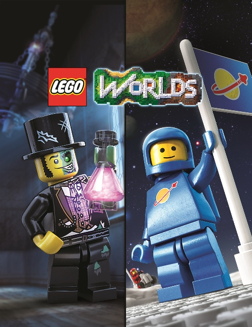 LEGO Worlds Announces Second DLC Pack - Monsters