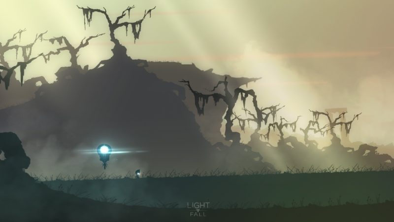 LIGHT FALL Enchanting 2D Immersive Platformer Heading to Consoles and PC in 2018