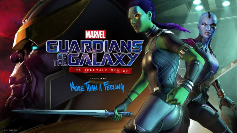 Marvel's Guardians of the Galaxy: The Telltale Series Episode 3 Available Now