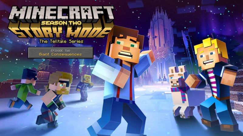 Minecraft: Story Mode – Season Two Now Available for Download on All Platforms