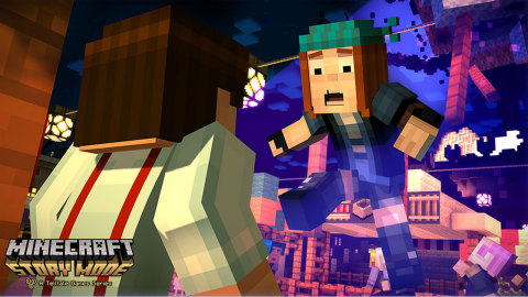 Nintendo Download: Once Upon a Block…