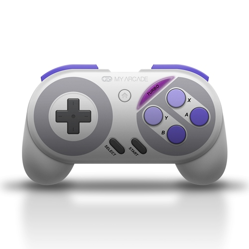Super Gamepad for the Super NES Classic Edition Revealed by My Arcade