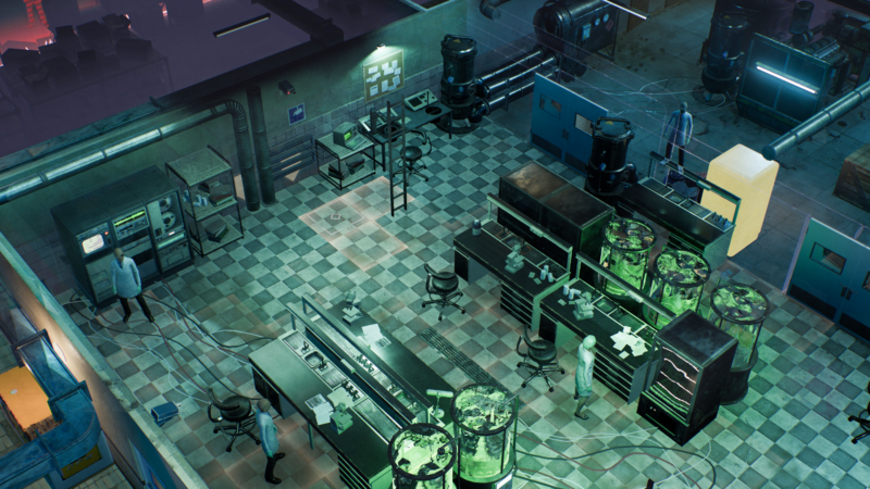 PHANTOM DOCTRINE Tactical Conspiracy Thriller Revealed by Good Shepherd & CreativeForge Games