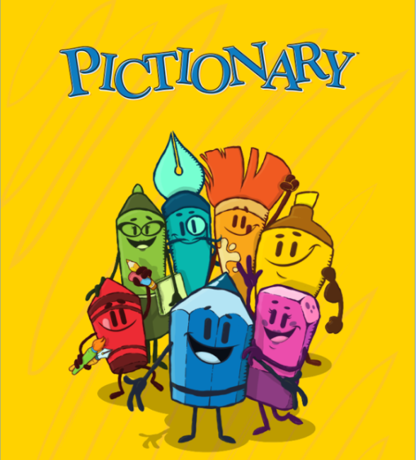 Pictionary Releases Think Fast Mode on Mobile