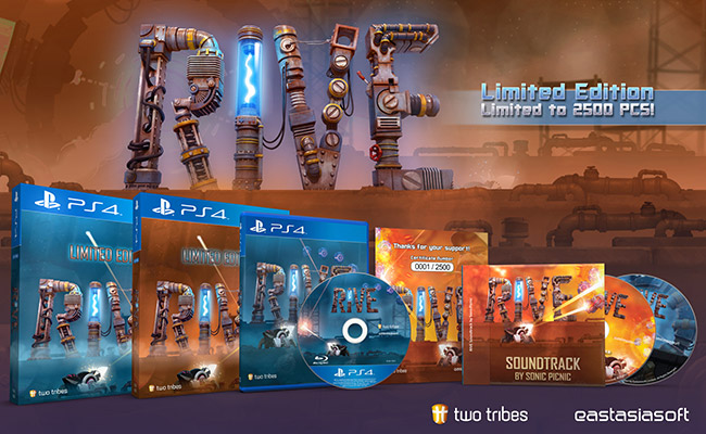 RIVE Joins eastasiasoft's PS4 Limited Edition Lineup