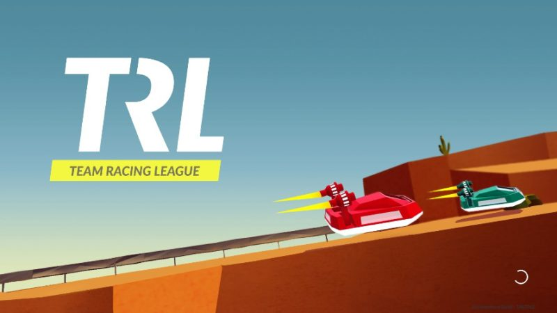 Team Racing League Review for PC